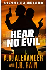 Hear No Evil (The PSI Series Book 1) Kindle Edition
