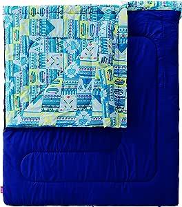 コールマン(Coleman) 寝袋 ファミリー2in1 C5 使用可能温度5度 封筒型
