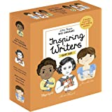Inspiring Writers (A Little People, Big Dreams Box Set)