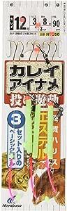 ハヤブサ(Hayabusa) 投げ遊動 カレイ・アイナメ 12-3 NT650-12-3