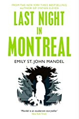 Last Night in Montreal Kindle Edition