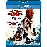 Xxx - The Return Of XAnder Cage (Blu-ray 3D + Blu-ray)