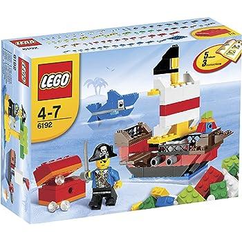 レゴ (LEGO) 基本セット パイレーツ 6192