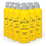 Got2b Hairspray Blasting Freeze Spray, 6 Count Pack of 6