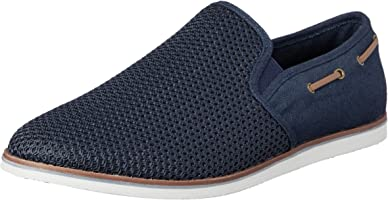Wild Rhino Men's Milan Boat Shoes