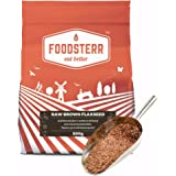 Foodsterr Raw Brown Flaxseed, 500g