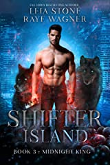 Midnight King (Shifter Island Book 3) Kindle Edition