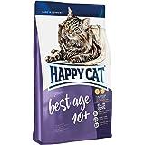 HAPPY CAT スプリーム ベストエイジ10+ 全猫種 高齢猫用 極小粒 (300g)