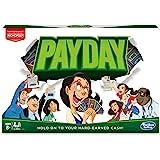 Hasbro E0751 Pay Day Game Brown