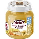 Heinz Golden Sweetcorn and Chicken Jar, 110g