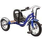 """Schwinn Roadster Tricycle, 12"""" Wheel Size, Trike Kids Bike Blue"""