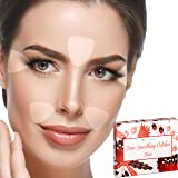 Facial Patches Triangle Wrinkle Remover Strips - 160 Face Tape Smoothing: Forehead Wrinkle Patches, Eye Wrinkle Patches, Wrin