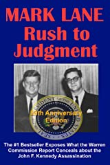 Rush to Judgment Kindle Edition