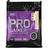 Optimum Nutrition Pro Gainer Protein Powder, Vanilla Custard, 4.62 Kilograms