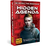 The Resistance Hidden AgendaStrategy Game