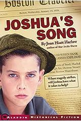 Joshua's Song (Aladdin Historical Fiction) Kindle Edition
