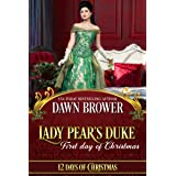 Lady Pear's Duke: First Day of Christmas (Bluestockings Defying Rogues Book 9)