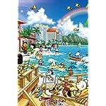 スヌーピー iPhone(640×960)壁紙 ピーナッツ ビーチリゾート