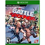 WWE 2K Games Battlegrounds - Xbox One Standard Edition