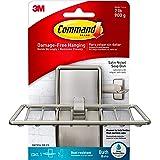 Command Soap Dish, Satin Nickel