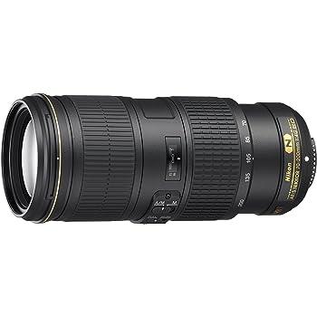 Nikon 望遠ズームレンズ AF-S NIKKOR 70-200mm f/4G ED VR フルサイズ対応