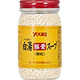 ユウキ食品 白湯(豚骨)スープ 130g