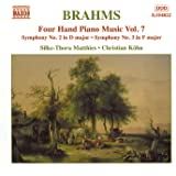 Brahms: Four-Hand Piano Music, Vol. 7
