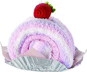 プレーリー ヘアターバン Candy Factory ヘアバンド カットロールケーキ CFC-502