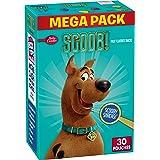 Betty Crocker Scooby Doo Snacks Fruit Snacks, Mega Pack, 30 ct, 24 oz