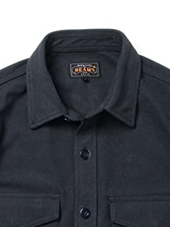 Polyester Over-Shirt 11-18-2888-139: Navy