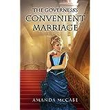 The Governess's Convenient Marriage (Debutantes in Paris Book 2)