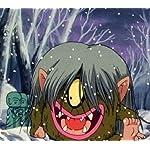 ゲゲゲの鬼太郎 QHD(1080×960) 雪コンコン! 笠地蔵