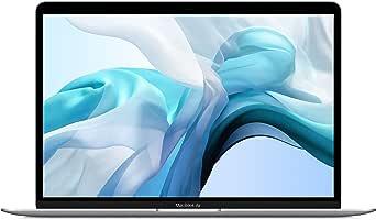 Apple MacBook Air (13インチPro, 一世代前のモデル, 1.1GHzクアッドコア第10世代のIntelCorei5プロセッサ, 8GB RAM, 512GB) - シルバー