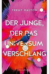 Der Junge, der das Universum verschlang (German Edition) Kindle Edition