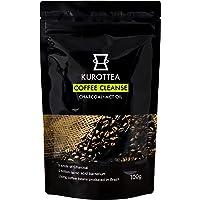 チャコールコーヒー KUROTTEA COFFEE クロッティーコーヒークレンズ100g MCTオイル 乳酸菌5兆個 3…