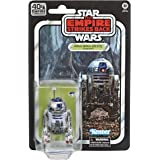 "Star Wars - The Black Series - R2 D2 6"" Action Figure - Star Wars: The Empire Strikes Back - 40th Anniversary Collectible - K"