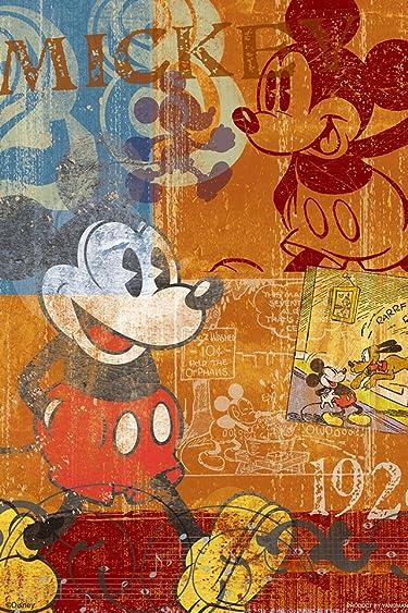 ディズニー  iPhone/Androidスマホ壁紙(640×960)-10 - ミッキーマウス