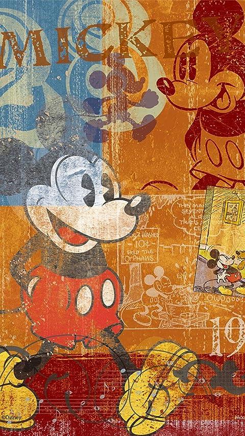 ディズニー ミッキーマウス XFVGA(480×854)壁紙 画像45930 スマポ