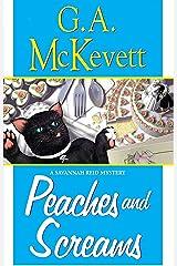 Peaches And Screams (A Savannah Reid Mystery Book 7) Kindle Edition