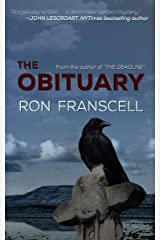 The Obituary (Jefferson Morgan Mysteries Book 2) Kindle Edition