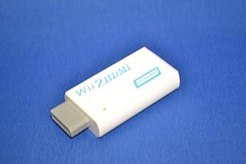 ★最新版★Wii to HDMI Adapter