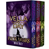 Pack Wars Boxed Set (Three Paranormal Werewolf Romances)