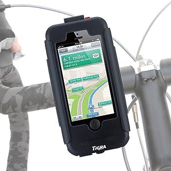 TiGRA Sport スマホホルダー バイク 防水 充電 USB スマホスタンド iPhone SE 5s 5 BikeConsole【国内正規品 メーカー保障付】