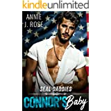 Connor's Baby (SEAL Daddies Book 1)