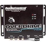 AudioControl オーバードライブプラス ブラック 2チャンネル 高利得アクティブラインドライバー