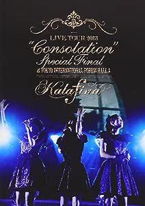"Kalafina LIVE TOUR 2013 ""Consolation"" Special Final [DVD]"