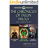 The Complete Chronicles of Tallin Trilogy: The Balborite Curse, Rise of the Blood Masters, Kathir's Redemption (Books 4-6) (D