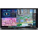 ケンウッド カーナビ 彩速ナビ 7型 MDV-M906HD 専用ドラレコ連携 無料地図更新/フルセグ/Bluetooth/Wi-Fi/Android&iPhone対応/DVD/SD/USB/HDMI/ハイレゾ/VICS/タッチパネル/HDパネル