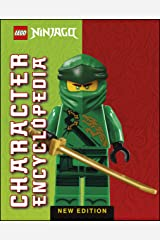 LEGO Ninjago Character Encyclopedia New Edition: with exclusive Future Nya LEGO minifigure Kindle Edition