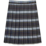 French Toast Girls SV9002 Plaid Pleated Skirt School Uniform Skirt - Multi